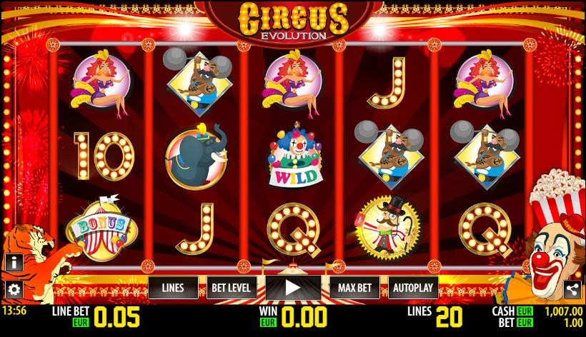 Circus-Evolution-HD
