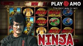 Куча вилдов в призовой The Ninja. Игровые автоматы от Endorphina. казино Playamo | Lowbro Casino