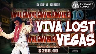 Viva Lost Vegas. Игровые автоматы от Microgaming. Онлайн казино Bonanza | Lowbro Casino